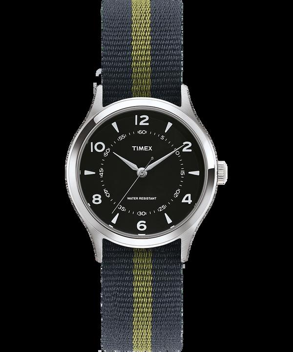 Reloj Whitney Village de 36mm con correa reversible de otomán