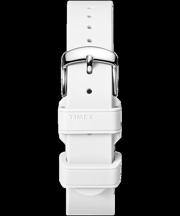 Correa de silicona suave de 18mm White large