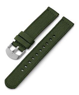 Pasek materiałowy 18 mm Zielony large