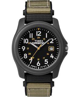 6d6eab093a3d Expedition Camper 39mm Nylon Strap Watch Gray Black large · Vista rápida ·  Reloj Expedition Camper de 39 mm con correa ...