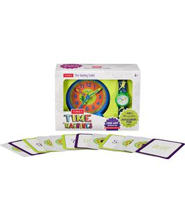 Kids Time Teacher Gift Set Green/Blue/White large
