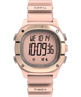 Command LT 40mm Silicone Strap Watch Pink large
