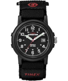 Expedition Camper 38mm Fabric FAST WRAP® Watch  large
