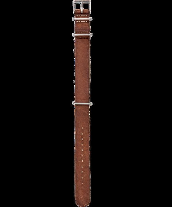 Stone Washed Leather Slip-Thru Strap  large