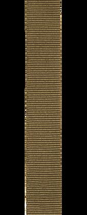 Military Grosgrain Slip-Thru Strap